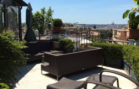Luxury penthouses for sale in Lazio. Luxury attic on Via Veneto
