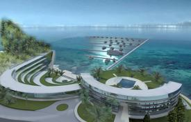 Property for sale in Montenegro. Five-star hotel with marina investment project in Tivat