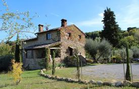 Furnished house with a pool in a picturesque area, Montepulciano, Italy for 770,000 €