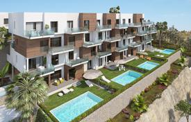 Apartments for sale in Valencia. Ground floor apartments with private pool in Las Ramblas Golf