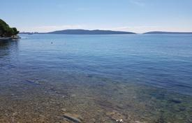 Coastal development land for sale in Croatia. Seafront building land in Croatia, Kastel Kambelovac