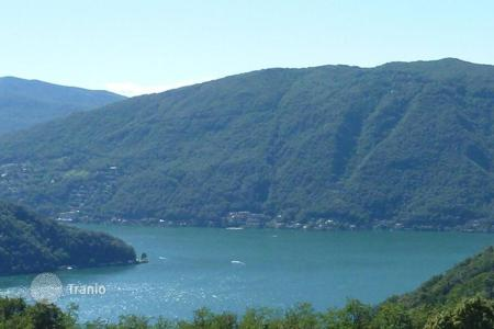 Land for sale in Central Europe. Development land – Rovio, Ticino, Switzerland