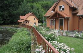 3 bedroom houses for sale in the Czech Republic. House with a balcony in a new residential complex with a park, a swimming pool and a parking, Karlovy Vary, Czech Republic