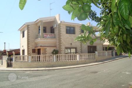 Coastal residential for sale in Oroklini. Five Bedroom Detached House on Three Floors-Reduced