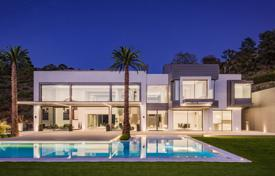 6 bedroom houses for sale in Spain. Unique Modern Villa in La Zagaleta Golf & Country Club, Benahavis