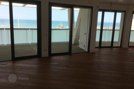 Luxury residential for sale in Emilia-Romagna. Penthouse with panoramic Adriatic sea view, Rimini, Italy