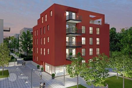Property for sale in Germany. One-bedroom apartment with a balcony and a storage room Munich, Schwabing