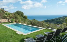 4 bedroom villas and houses to rent in Costa Brava. Villa – Begur, Catalonia, Spain