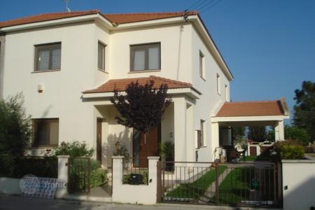 Townhouses for sale in Larnaca. Five Bedroom Semi Detached House