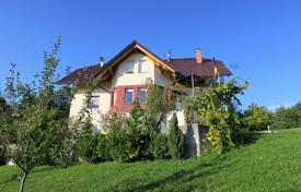 5 bedroom houses for sale in Central Europe. This is an excellent, energy-saving house in an extremely beautiful location near Grosuplje, 4 km to the highway