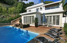 Coastal residential for rent overseas. Villa – Antibes, Côte d'Azur (French Riviera), France