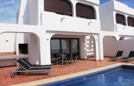 Townhouses for sale in Benissa. Two-storey townhouse with sea views near the beaches, Benissa, Spain