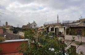 Luxury 2 bedroom apartments for sale in Italy. Panoramic penthouse in the historical center of Rome