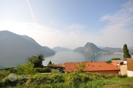 Land for sale in Central Europe. Development land – Lugano city, Lugano, Ticino, Switzerland