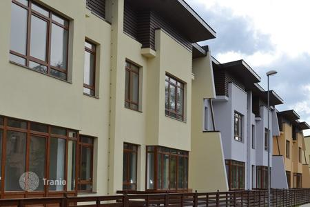 Townhouses for sale in Latvia. New apartments in green area of private houses