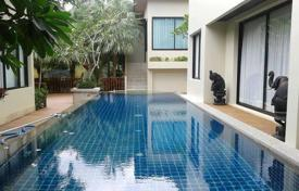 Off-plan residential for sale overseas. Four bedrooms private pool villa at Laguna area