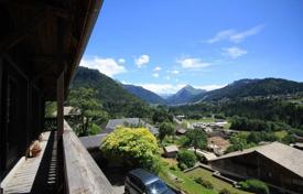 Spacious chalet with a montain view near the ski resort, Montrion, France for 1,350,000 €