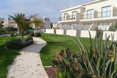Residential for sale in Paphos. Furnished semi-detached house with sea view, 500 meters from the beach in Paphos. Price reduced!