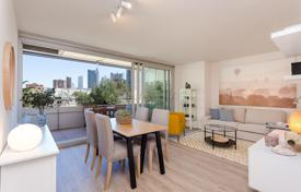 New homes for sale in Barcelona. New three-bedroom apartment in a modern complex, Diagonal Mar, Barcelona, Spain