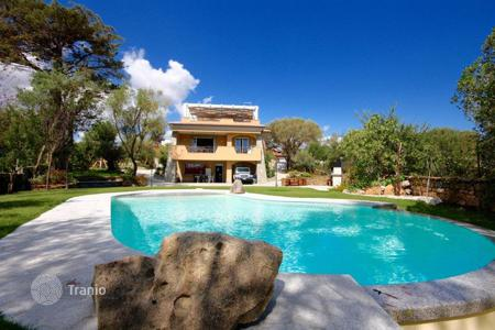 Luxury residential for sale in Costa Smeralda. Detached house – Olbia, Sardinia, Italy