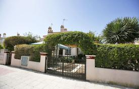 Cheap chalets for sale overseas. Orihuela Costa, Los Almendros. Townhouse-duplex of 90 m² built with garden of 240 m²
