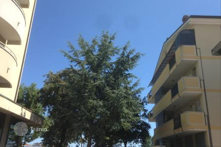 Cheap apartments for sale in Rimini. Modern studio with private balcony, near Fiabilandia attractions park, Rimini, Italy