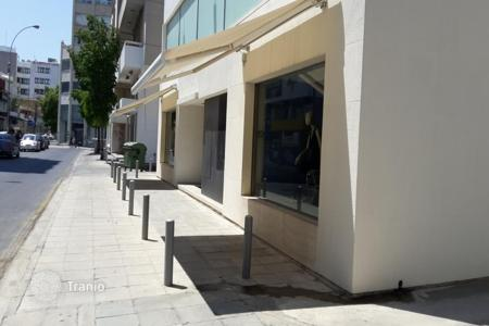 Supermarkets for sale in Nicosia. 520m² Whole Building Shop in Nicosia Centre