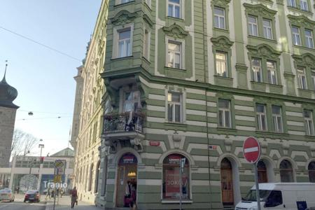 Retail space for sale in Prague. Shop – Praha 1, Prague, Czech Republic