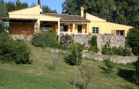 Property for sale in Jimena de la Frontera. Villa with a large plot of farm land, a pool and terraces, near Alcornocales National Park, Jimena de la Frontera, Spain