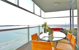 4 bedroom apartments by the sea for sale in Barcelona. Sea view apartment in Diagonal Mar