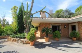 Luxury 4 bedroom houses for sale in Majorca (Mallorca). Villa – Son Vida, Balearic Islands, Spain