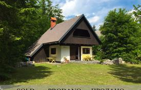 Houses for sale in Slovenia. Detached house – Ukanc, Radovljica, Slovenia
