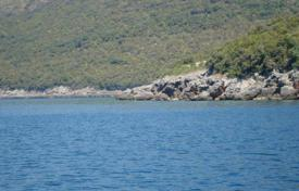 Development land for sale in Kotor (city). Plot of land in Bigova. Walking distance to the sea and stunning sea view!