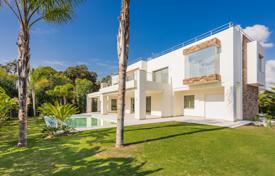 Coastal property for sale in Estepona. Stylish Newly Built Contemporary Villa in Casasola, Estepona
