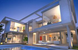 3 bedroom houses for sale in Benalmadena. Modern villa with a pool and a landscaped garden, in a quiet area, Benalmadena, Spain
