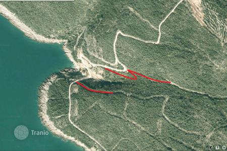 Development land for sale in Glavaticici. Development land – Glavaticici, Tivat, Montenegro