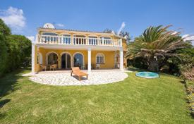 Luxury villa with a private garden, a garage and terraces on the first line from the sea, Mijas, Spain for 1,800,000 €