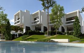 Modern villa with a fireplace, a pool and a terrace, Caldas de Malavella, Spain for 710,000 €