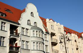 Property for sale in Berlin. Apartment building with restaurant and parking, Berlin, Germany