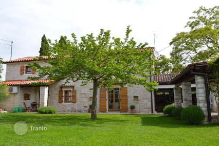 Property for sale in Juršići. House Beautiful stone house in the heart of Istria