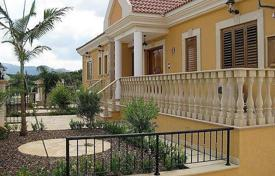 Detached Villa built on Huge plot of land for sale in Apesia area — Limassol for 2,100,000 €