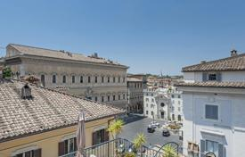 2 bedroom apartments for sale in Rome. Charming penthouse with terraces in the historic centre of Rome