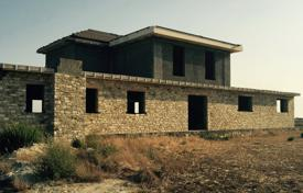 Luxury houses for sale in Mazotos. Seven Bedroom Detached Villa with Sea View — UNFINISHED