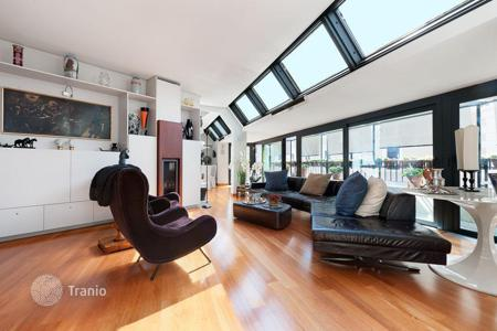 Luxury residential for sale in Italy. Spectacular penthouse with a breathtaking view