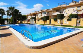 Townhouses for sale in Valencia. Townhouse with terrace and private garden, in a residence with swimming pool, in Dehesa de Campoamor, Alicante, Spain