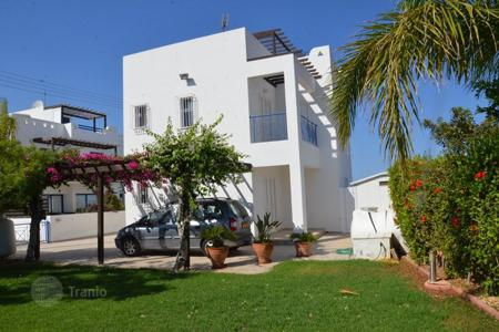 Property for sale in Protaras. Four-bedroom villa with unobstructed sea views