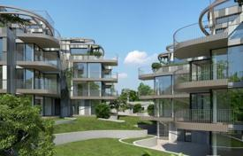 Luxury apartments for sale in Döbling. Three-bedroom penthouse with 4 terraces in a new residence in Vienna