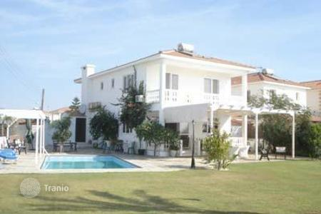 Property for sale in Softades. Four Bedroom Beachfront Detached House