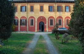 Property for sale in Milan. Half of a historic 18th century villa with a beautiful garden, in the center of Zelo Surrigon, near Milan, Lombardy, Italy