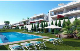 Cheap residential for sale in Benidorm. Apartment with private solarium and sea views in Finestrat, Benidorm